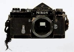 Don McCullin's Nikon