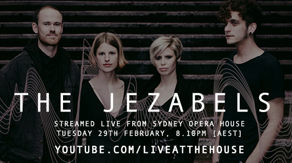 The Jezabels Live At The House