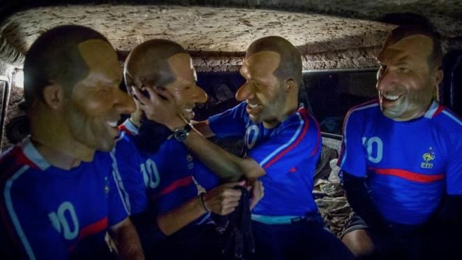 Zinedine Zidane - Vaudeville Smash