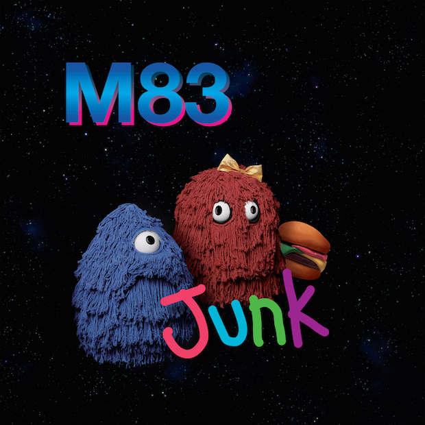 M83, Junk artwork.